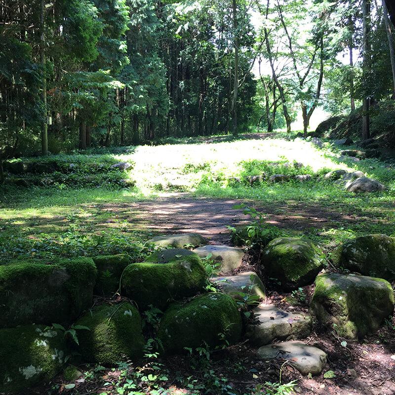 桃沢キャンプ場